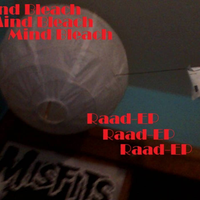 Raad-EP (demo) cover art