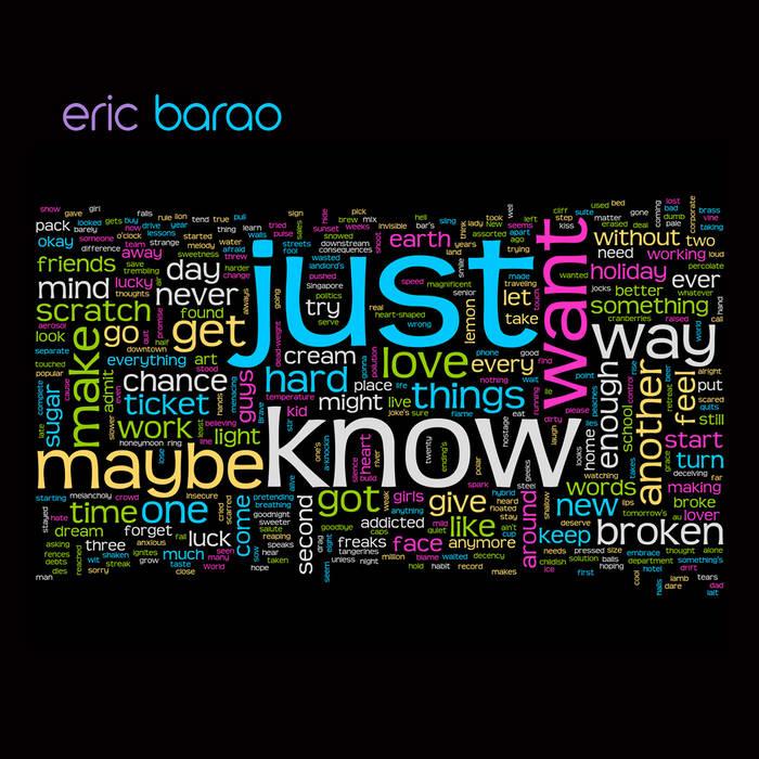 Eric Barao cover art