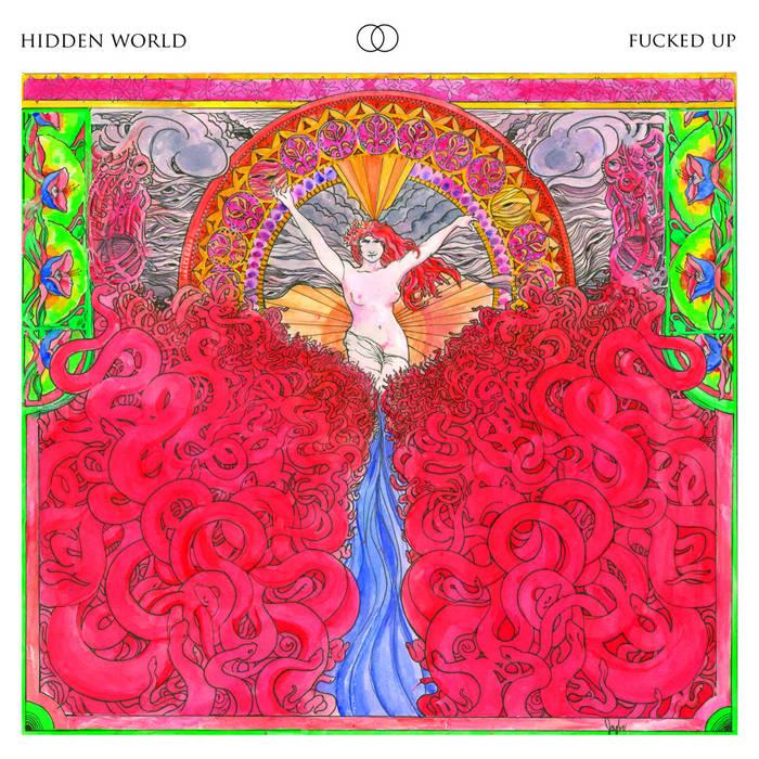 Hidden World cover art