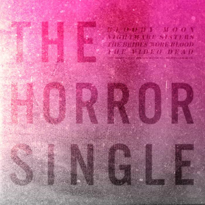 The Horror Single cover art