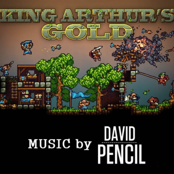 King Arthur's Gold cover art