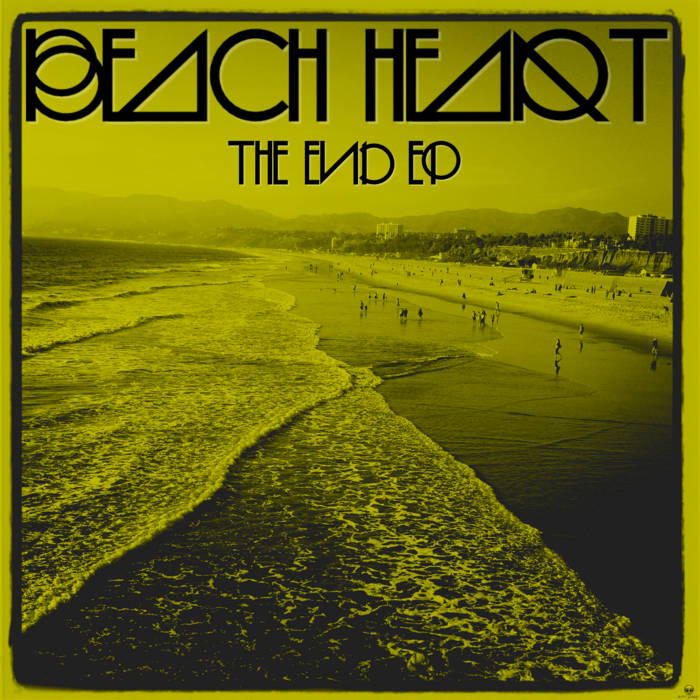 The End EP cover art