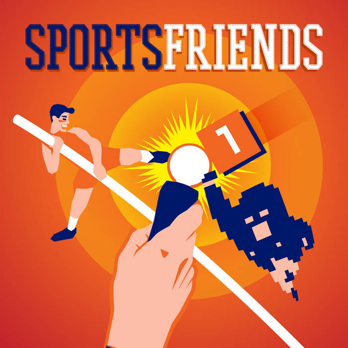 SportsFriends OST cover art