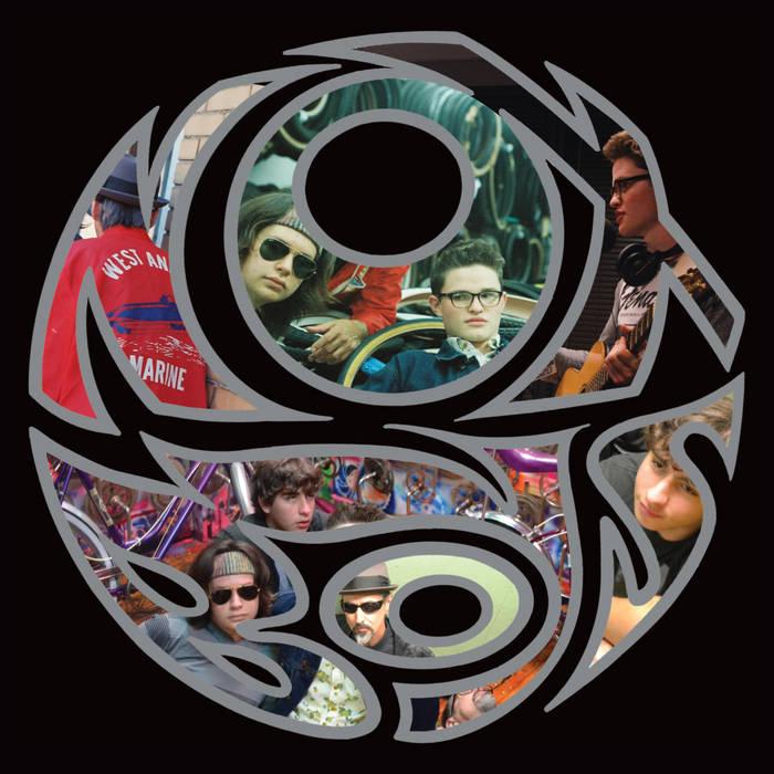 NOX BOYS cover art