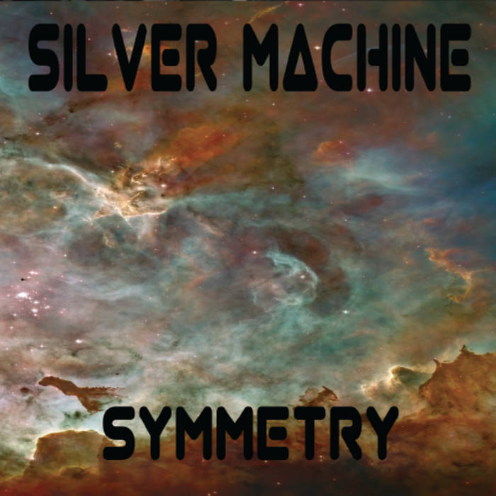 Symmetry cover art