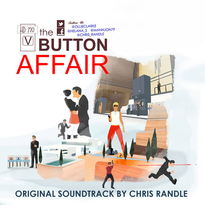 The Button Affair cover art