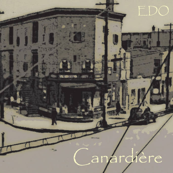 Canardière cover art