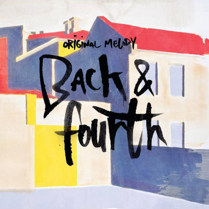 Back & Fourth cover art