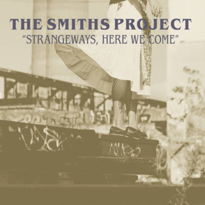Strangeways, Here We Come cover art