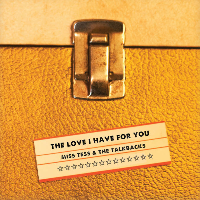The Love I Have For You cover art
