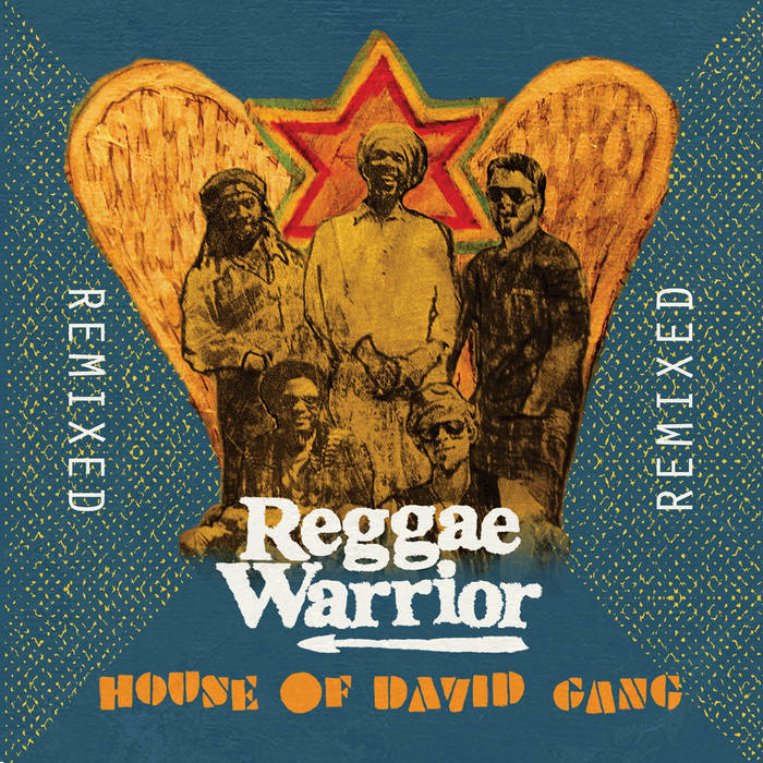 Reggae Warrior Remixed cover art