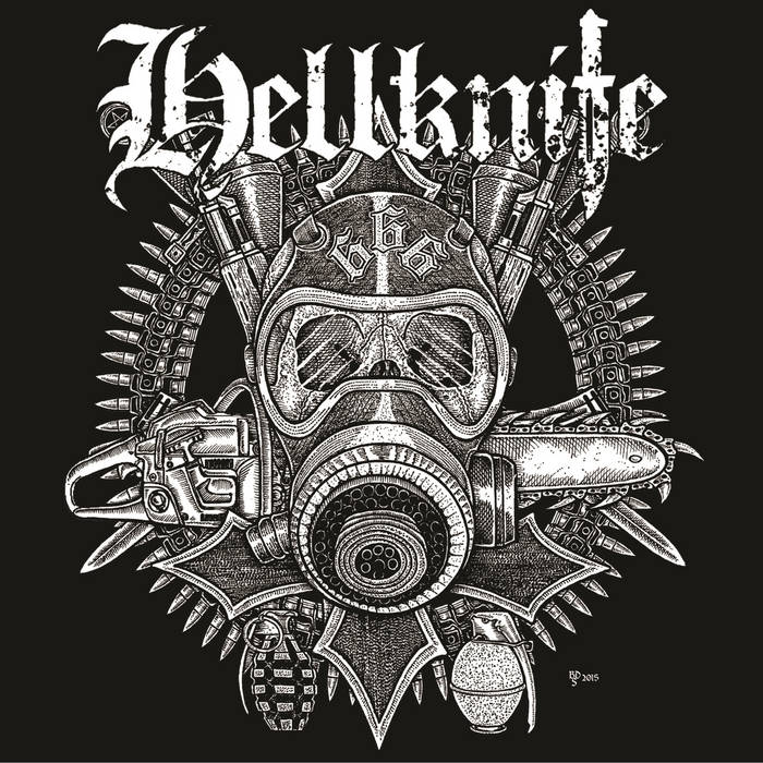 Hellknife cover art