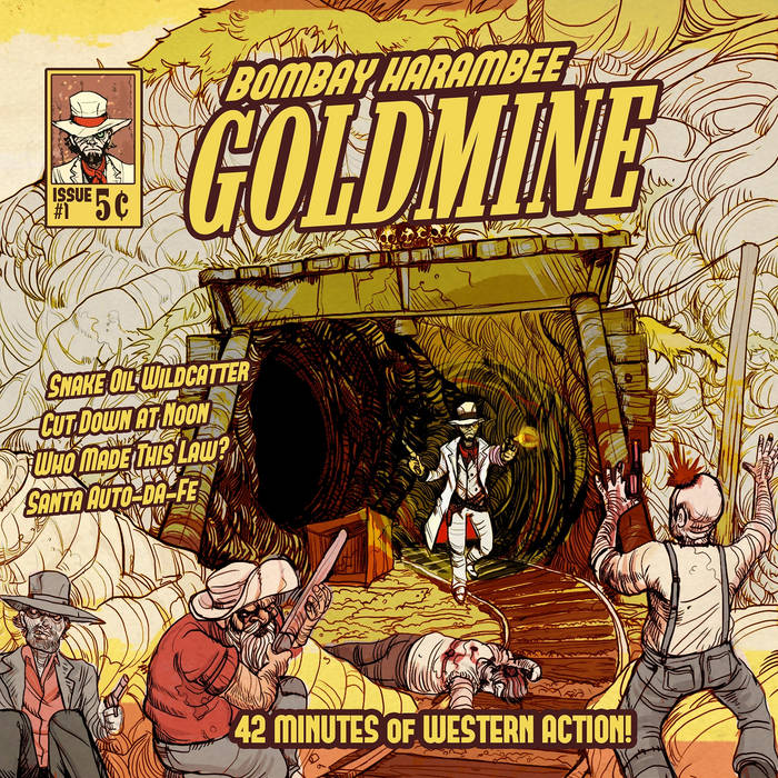 Goldmine cover art