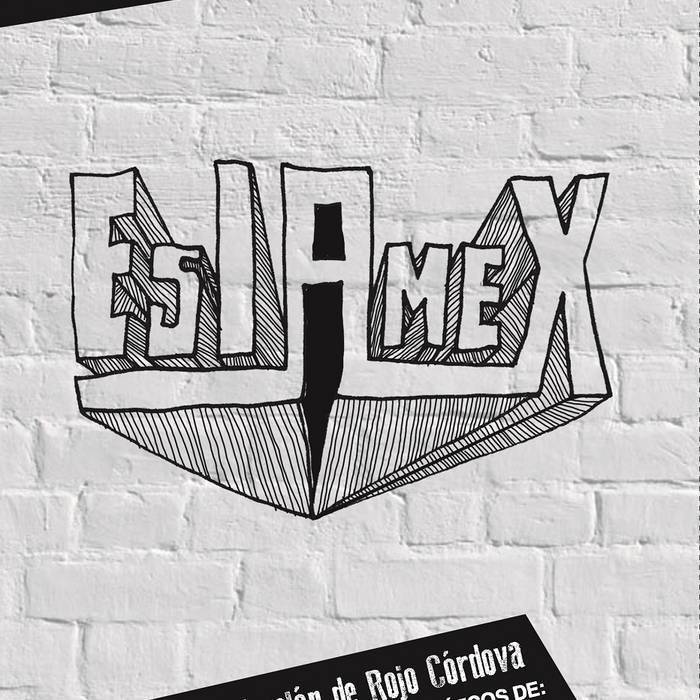 eSLAMex.  Primera Antología de eSpoken Word Mexicano cover art