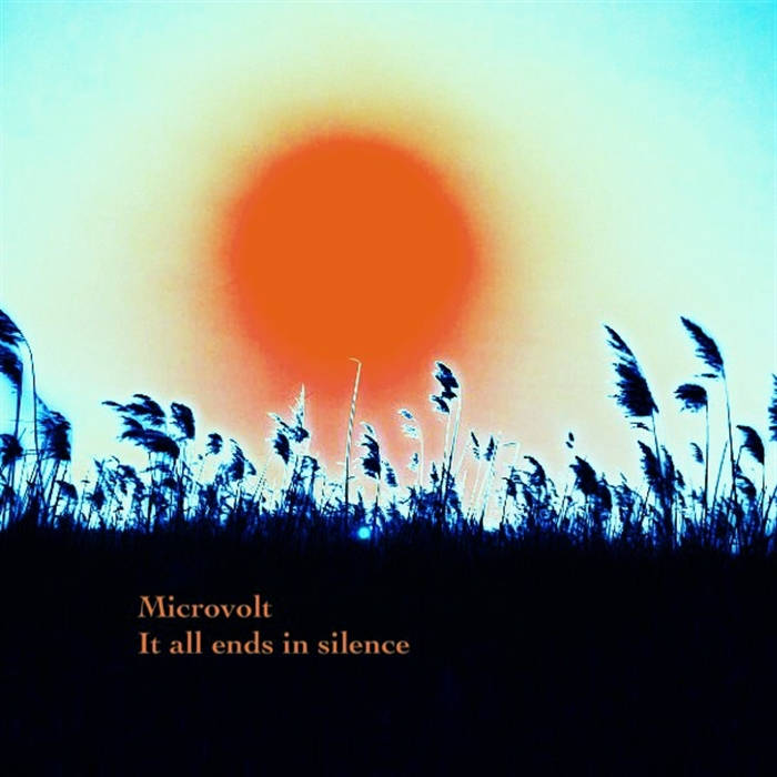 It all ends in silence cover art