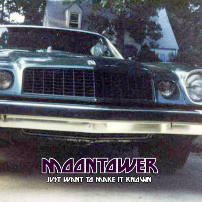 Just Want To Make It Known cover art