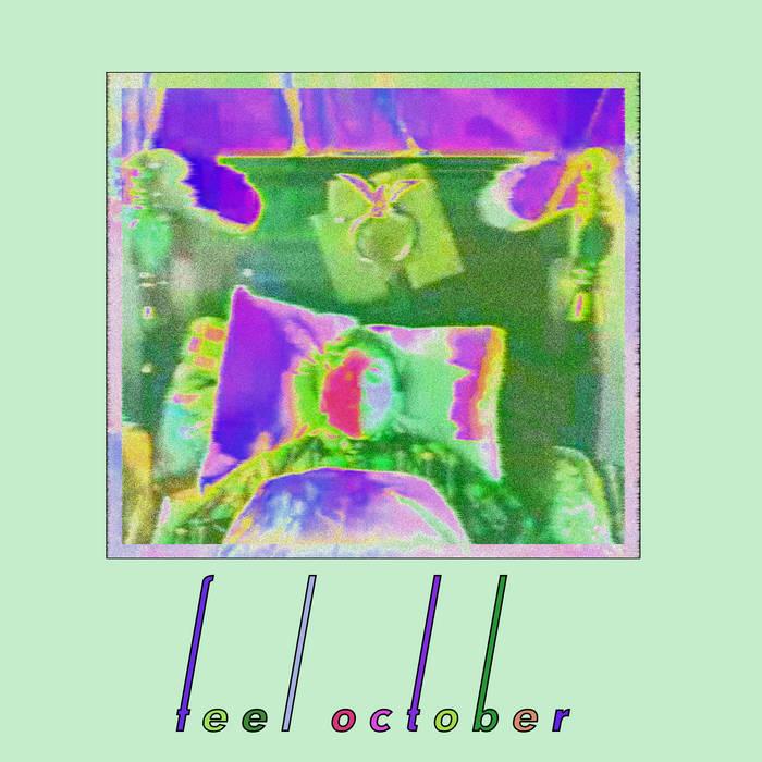 Feel October cover art