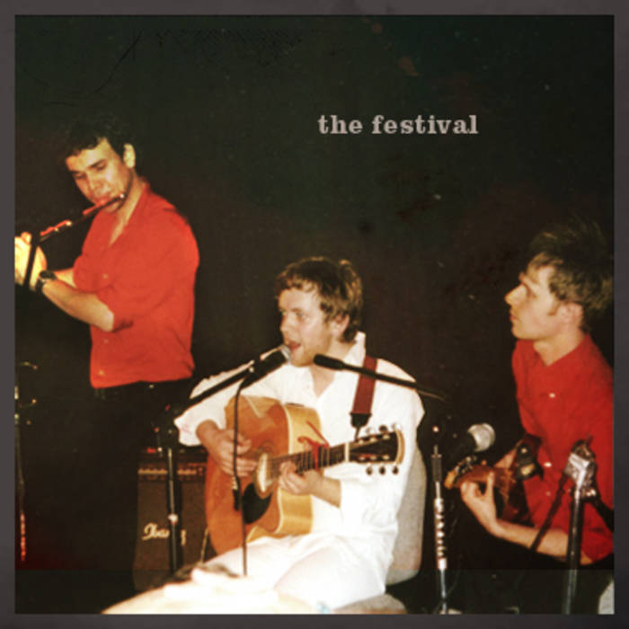 The Festival cover art