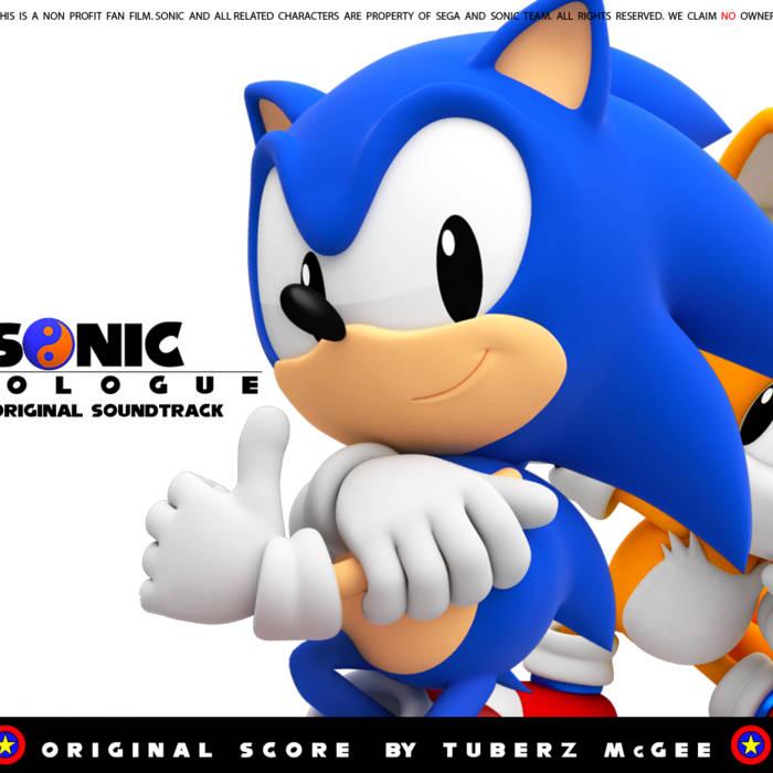 Sonic Prologue Original Soundtrack cover art