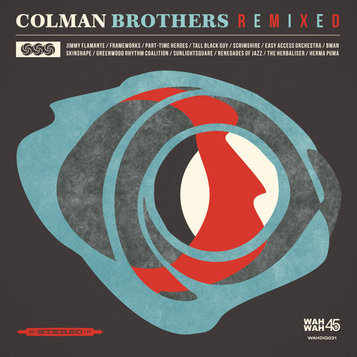 Colman Brothers Remixed cover art