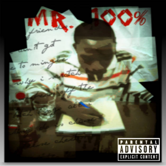 """Mr.100%"" cover art"