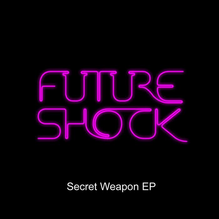 Secret Weapon (EP) cover art