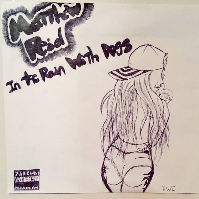 In The Rain With Dog's cover art