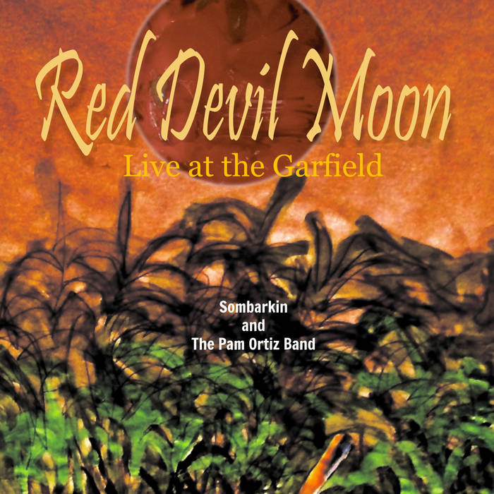 Red Devil Moon - Live at the Garfield cover art