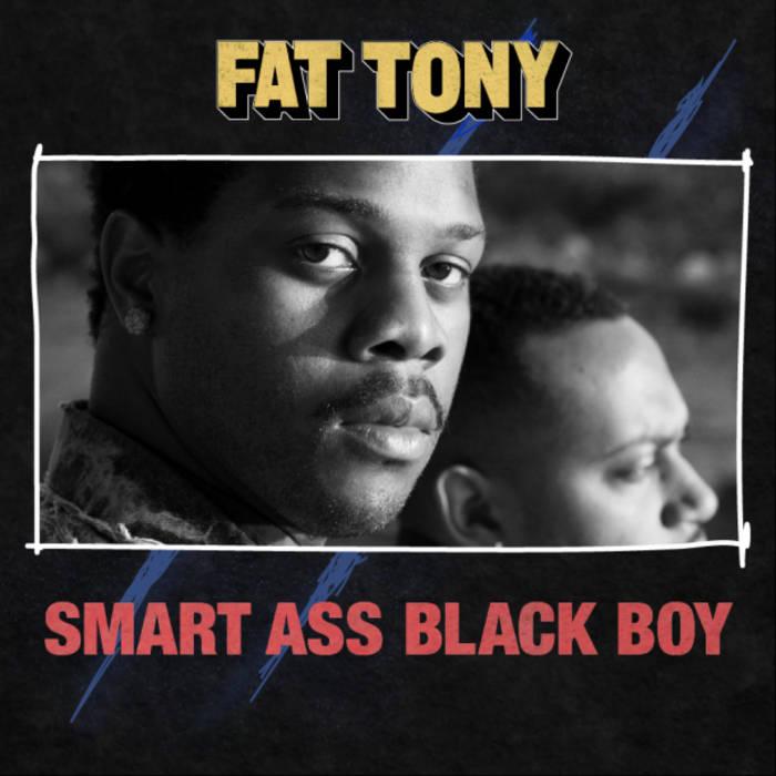 Smart Ass Black Boy cover art