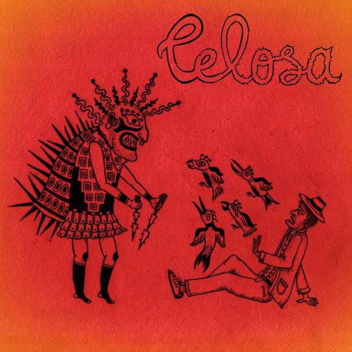 Celosa cover art