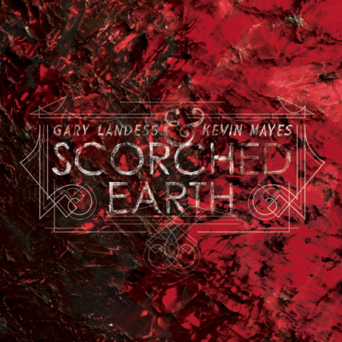 Scorched Earth cover art