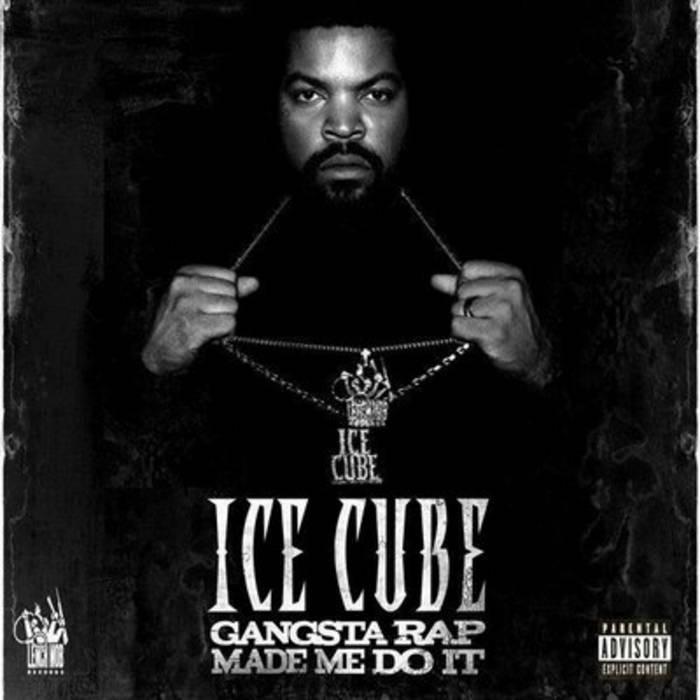 Gangsta rap made me do it t shirt sprehirt