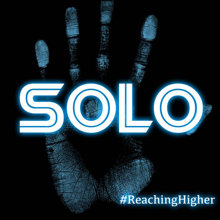 #ReachingHigher cover art