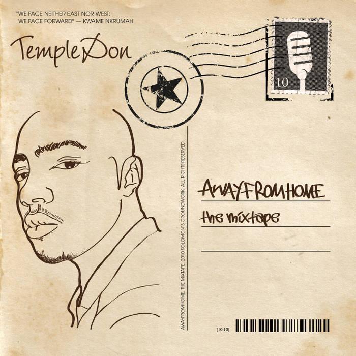 AwayFromHome cover art