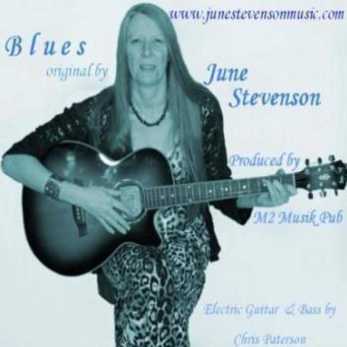 Blues cover art