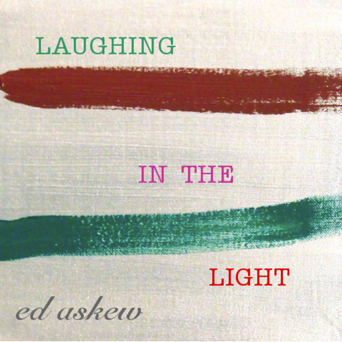 LAUGHING IN THE LIGHT cover art