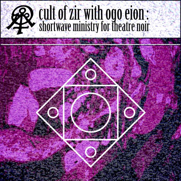 shortwave ministry for theatre noir cover art
