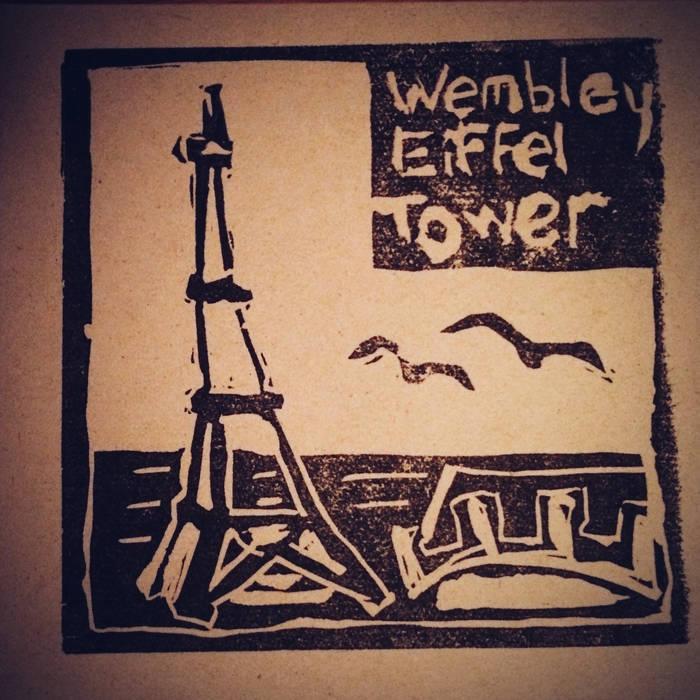 Wembley Eiffel Tower cover art