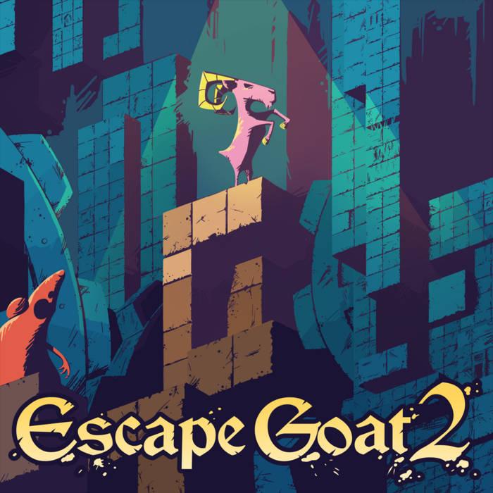 Escape Goat 2 Original Soundtrack cover art