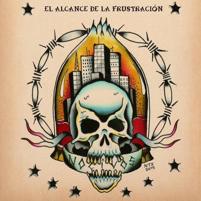 El alcance de la frustración (2015) cover art