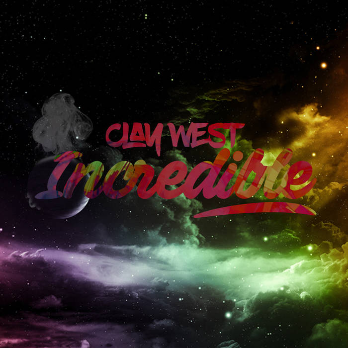Incredible (Prod. Louie) cover art