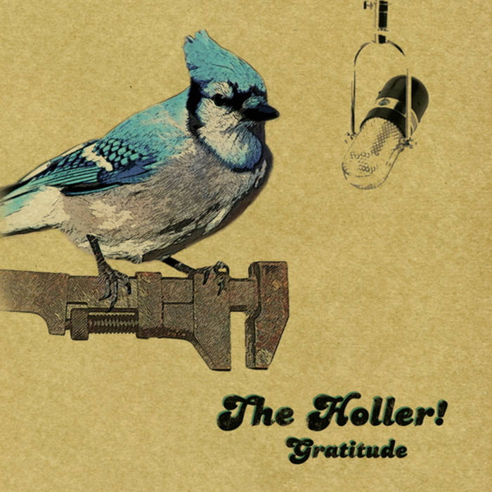 Gratitude cover art