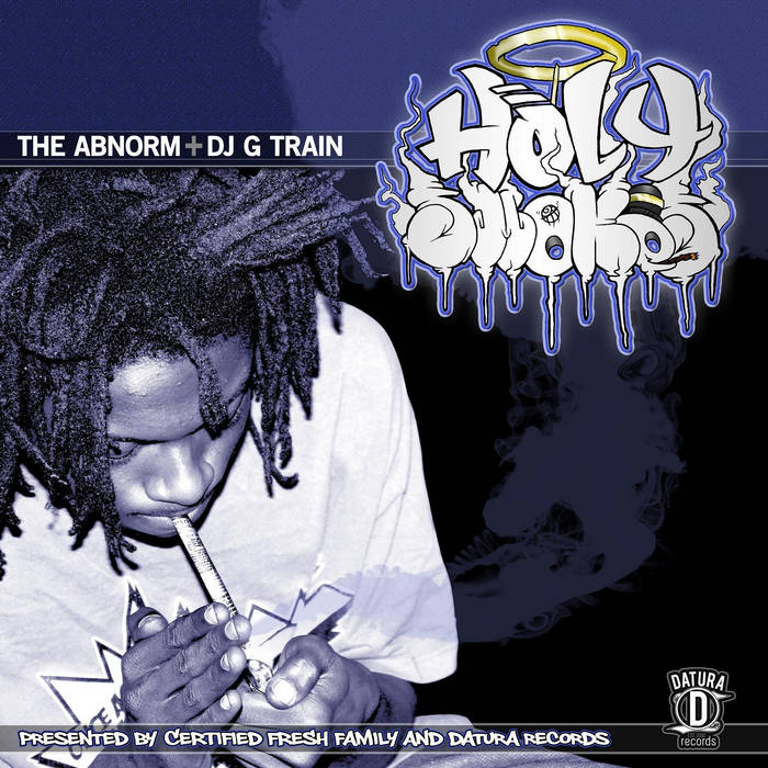 The Abnorm & DJ G Train - Holy Smokes cover art