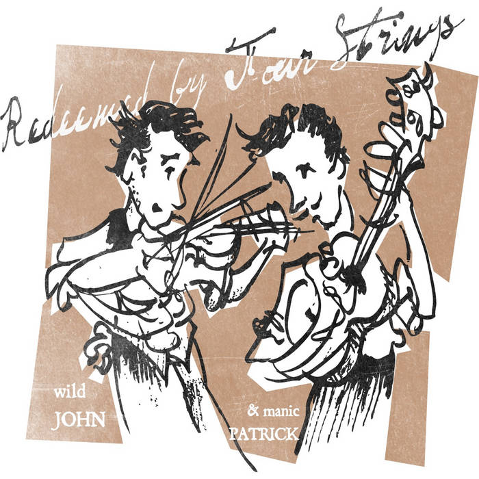 Redeemed by Four Strings cover art