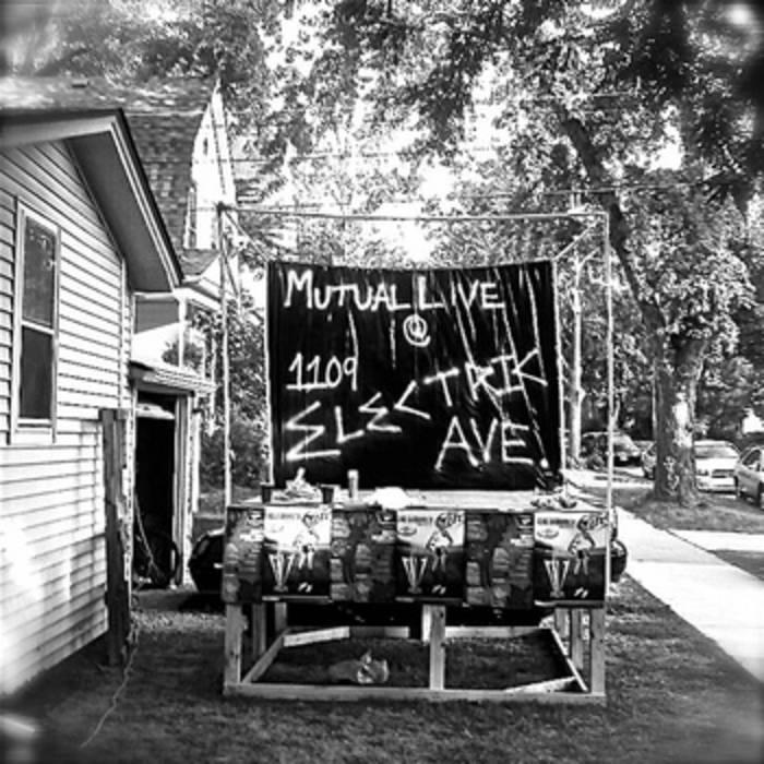 Mutual Live cover art