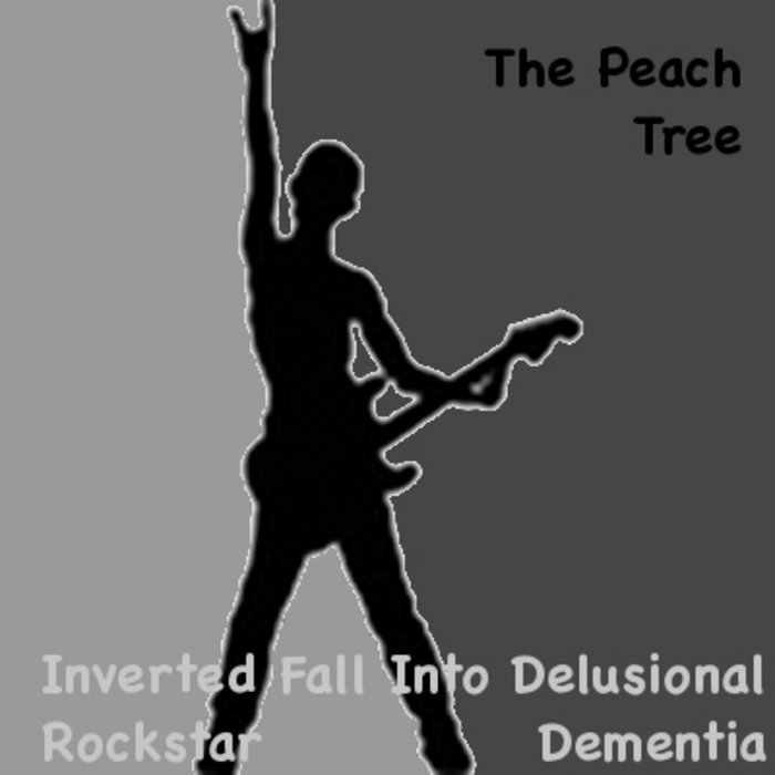 Inverted Fall Into Delusional Rockstar Dementia cover art