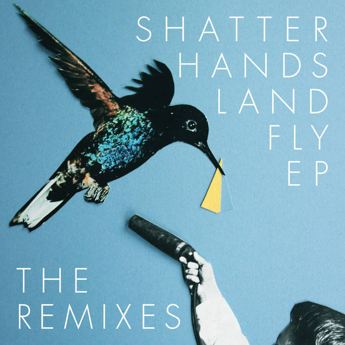 Land Fly EP - The Remixes cover art