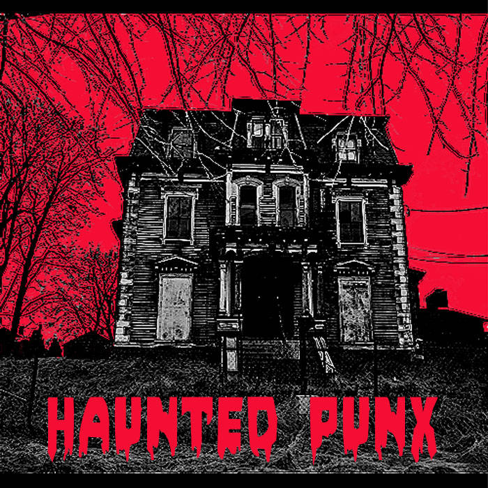 Haunted Punx cover art