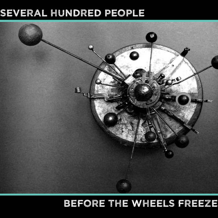 Before the Wheels Freeze cover art