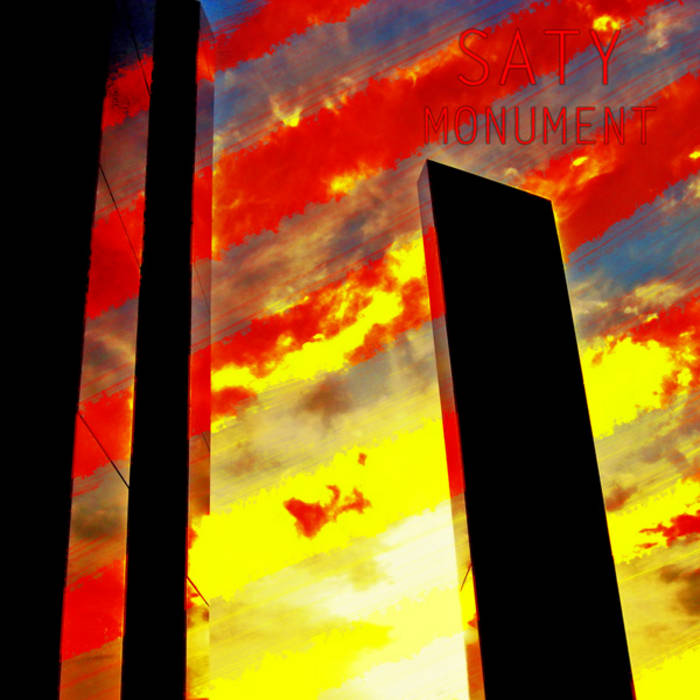 Monument cover art